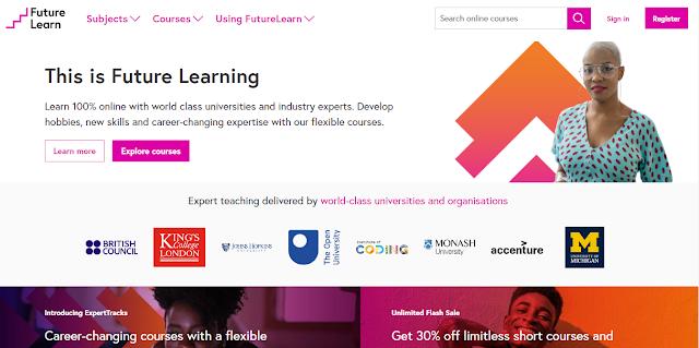 Belajar Bahasa Inggris Sambil Berdiskusi Dengan Pengguna Lain Di FutureLearn