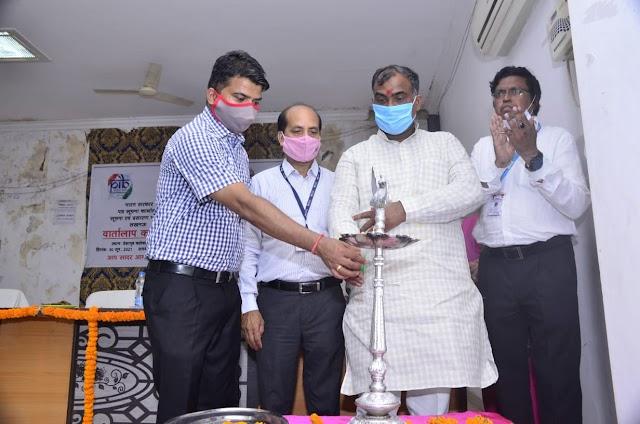 जौनपुर में ग्रामीण पत्रकारों की कार्यशाला का हुआ आयोजन