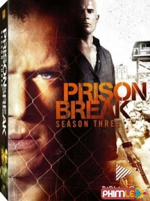 Phim Vượt Ngục 3 - Prison Break 3 (2007)