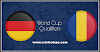 World Cup Qualifiers : Germany Vs Romania Match Preview, Line Up, Match Info