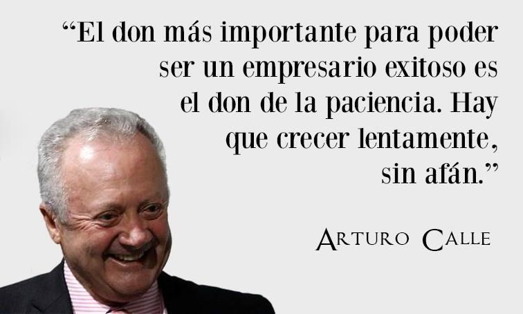 Consejos de Arturo Calle