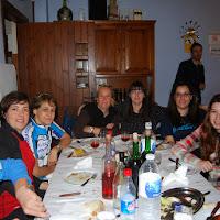 Almuerzo en Colungo 2014