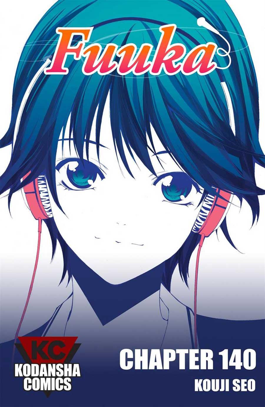 Fuuka Chapter 140-2