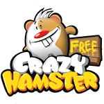 Crazy Hamster Free Icon