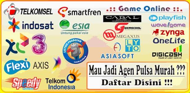 Image Result For Dealer Resmi Pulsa Indosat