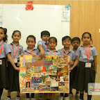 Indian Culture Day Celebrated by Grade 1 Section, Witty World, Chikoowadi (2017-18)
