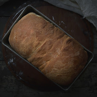Easy Oven Baked Buttermilk Loaf Bread