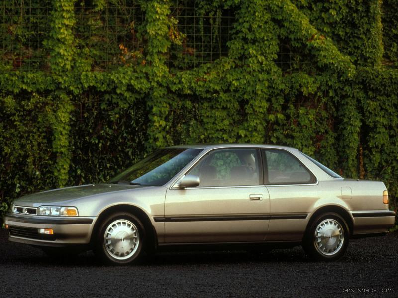 1993 Honda Accord Coupe Specifications, Pictures, Prices