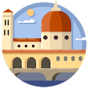 Discover Florence - Firenze audio guide and map icon