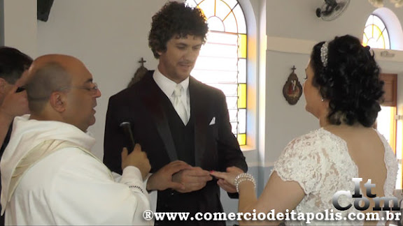 ENLACE MATRIMONIAL PATRÍCIA E RICARDO