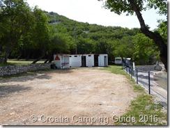 Croatia Camping Guide - Camping Sibinj, Toilets
