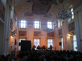 Public concert at the Polish Embassy in Prague