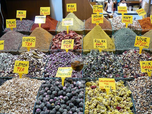Bazar Egiziano (delle Spezie)