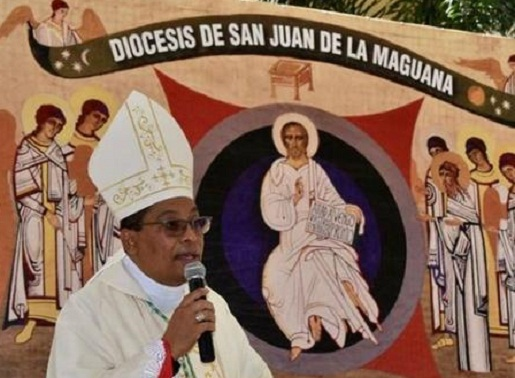 Monseñor Tomás Alejo Concepción fue consagrado obispo de San Juan de la Maguana