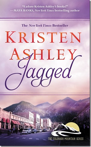 Book Review: Jagged (Colorado Mountain #5) by Kristen Ashley | About That Story