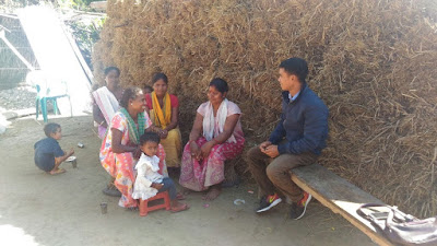 Follow up at Bura Pujasali, Udalguri