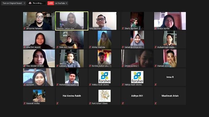Belajar Menciptakan Copywriting Menarik, Forshei Gandeng Good News From Indonesia (GNFI) Adakan Workshop From Home 2021