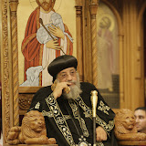 His Holiness Pope Tawadros II visit to St. Mark LA - _09A9173.JPG