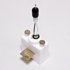 プレート電極評価セル