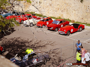 Mdina Gran Prix Pit lane