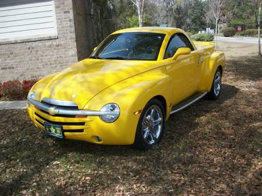 "2005 Chevrolet SSR Reg Cab 116.0"" WB LS - Click to see full-size photo viewer"