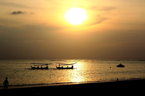 Jimbaran Sunset