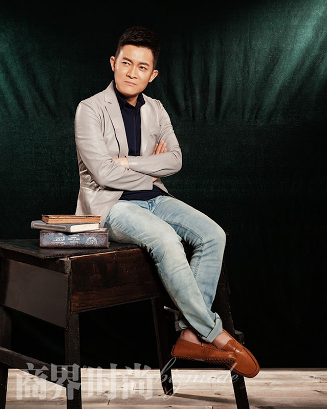 Yang Zhigang China Actor