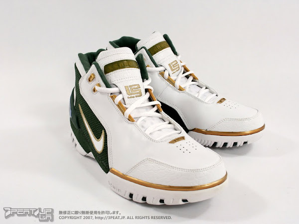 PE in 2004 Retro in 2018  Nike Air Zoom Generation SVSM