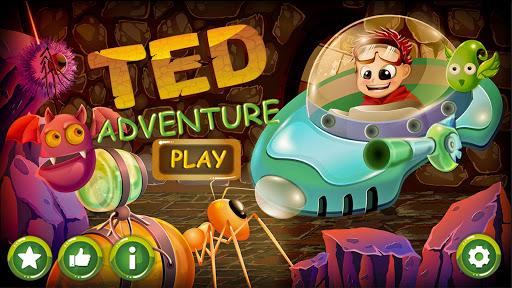 無料冒险Appのテッド遊戯(Ted Adventure)|記事Game