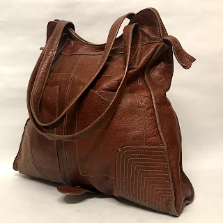 Yigal Azrouël Leather Shoulder Bag
