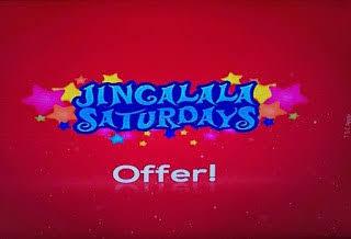 TataSky Jingalala Saturday- Get Kids mini Pack For 30 days at Rs.1