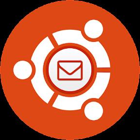 Gmail en tu escritorio Ubuntu. Logo