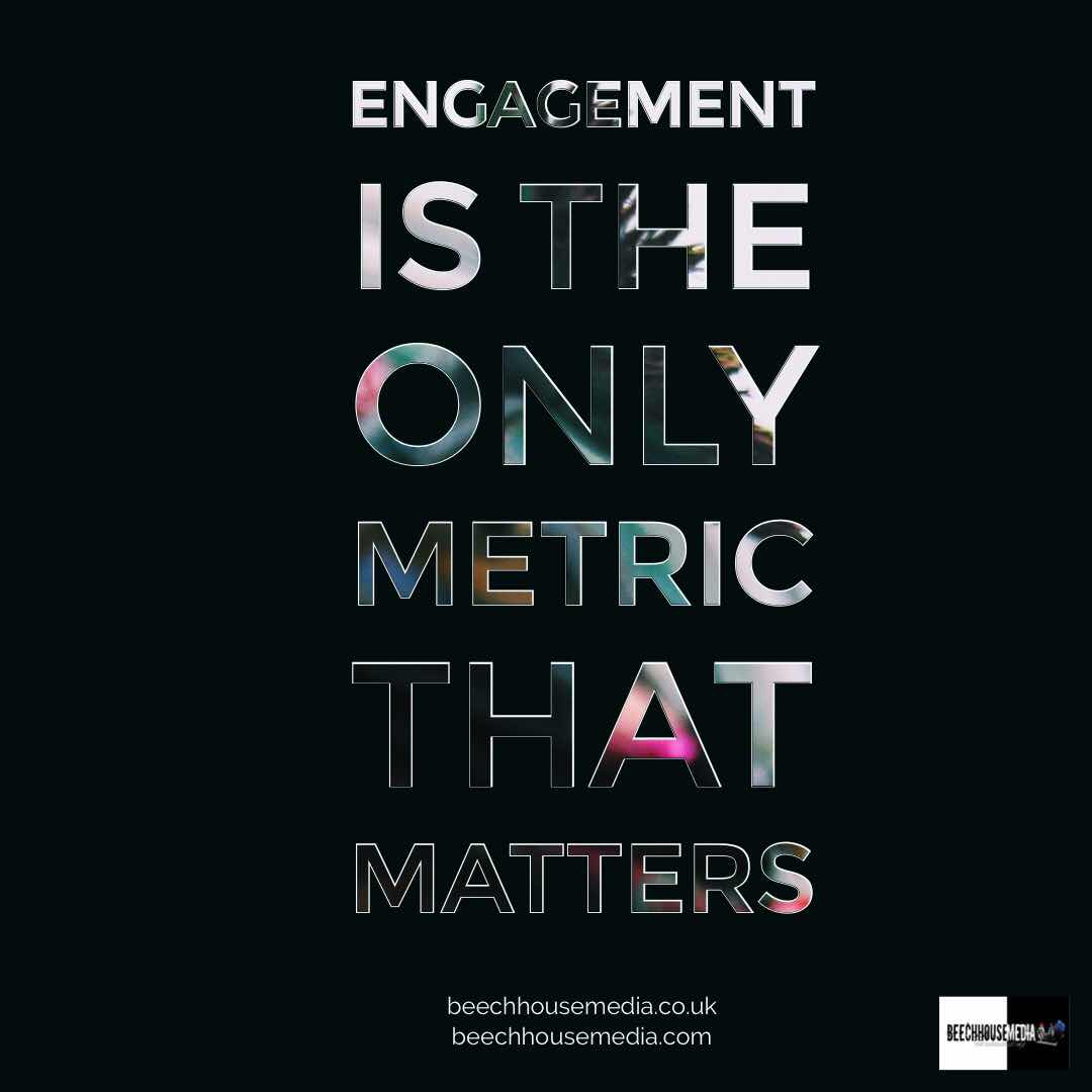 seo engagement is the only metric that matters