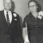 Bessie (Maude's sister) and Cleve Williams