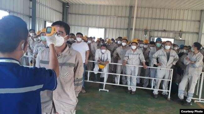 Virus Corona, PKS: Apakah Tenaga Kerja China Sudah Dipulangkan?