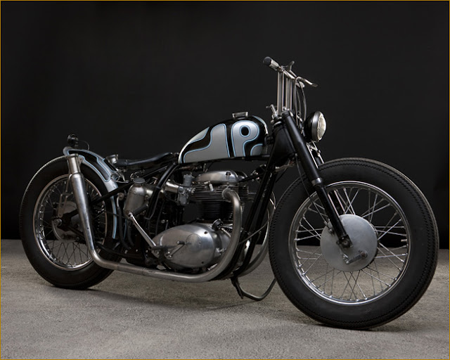 the One Motorcycle Show BSA Bobber