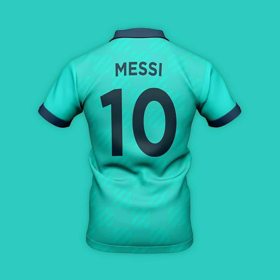 kaos terbaru barcelona musim 2020-2021, jersey bola, toko jersey tanah abang, toko jersey barcelona, toko jersey di bandung