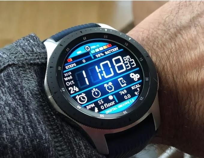 Próximo Samsung Watch terá 8GB de memória interna