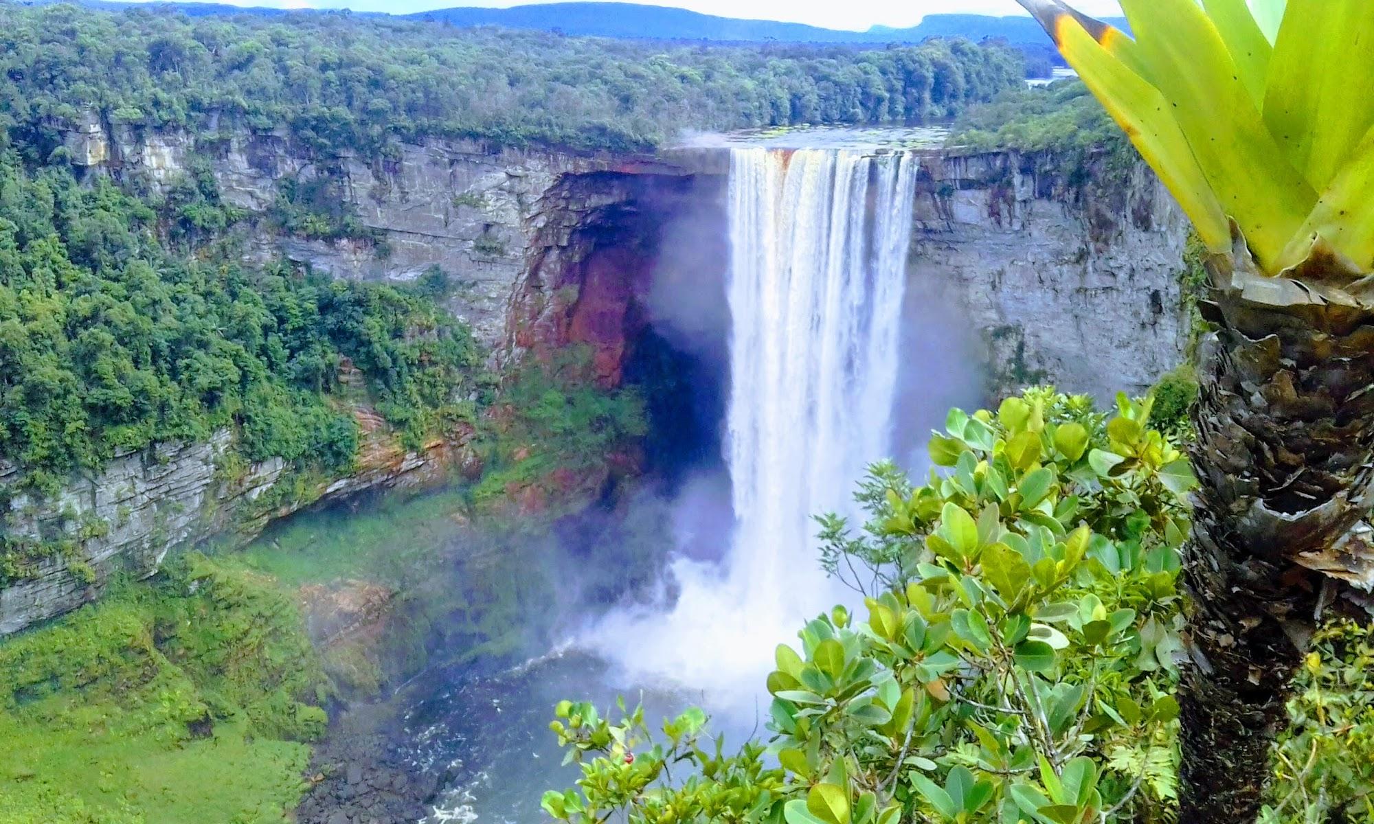 Reisinformatie Guyana