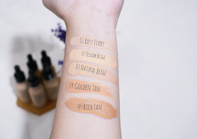 Foundation lokal full coverage