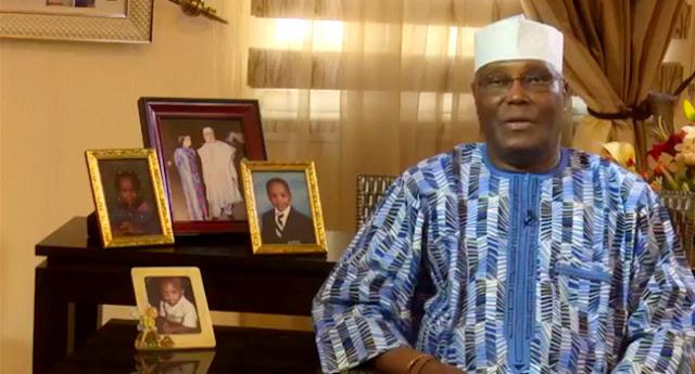 Breaking! Atiku wins PDP Presidential primary, to face APC's Buhari and SDP's Donald Duke