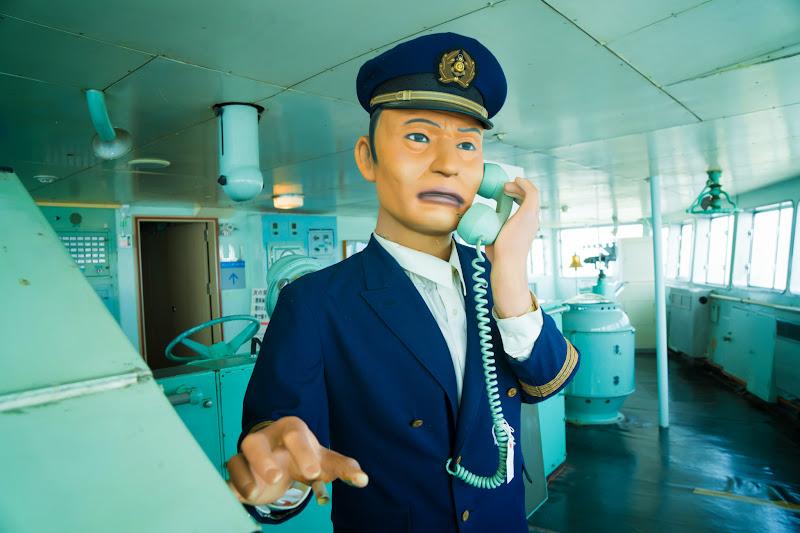 青函連絡船 メモリアルシップ八甲田丸 写真8