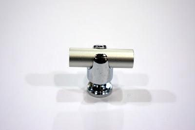 裝潢五金品名:V118-取手規格:單孔(32)顏色:PC+SC玖品五金