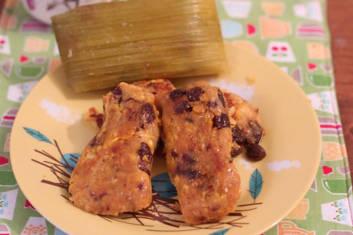 Envueltos de Maiz, receta , corn, cake