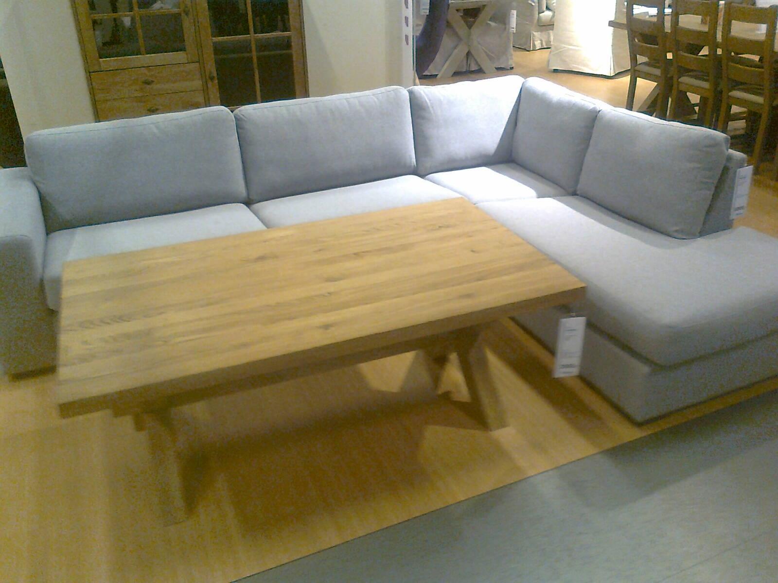 PÃ¥ bekkvang: ny sofa!!
