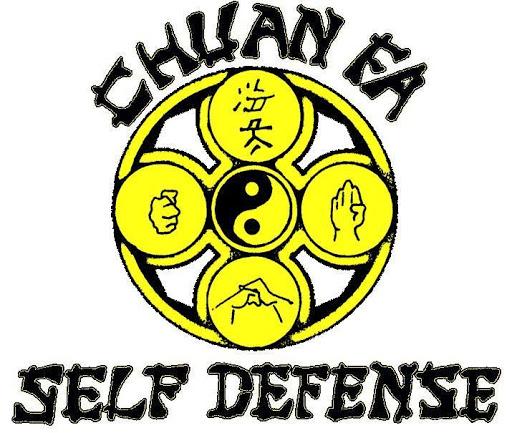 The original Griffin/Carter Ch'uan Fa logo From Julian Sims