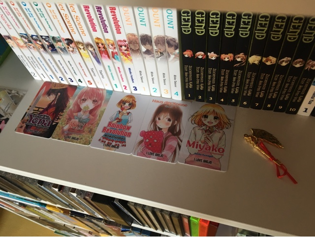 Shoujo Manga Anime