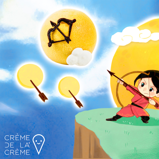 Hou Yi the Archer