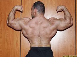 Stunning Egypt Muscular God Anwar Seif Part II
