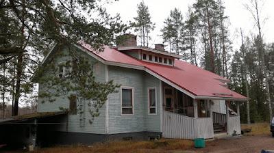 Kylätalo Mäntylä